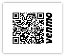 VENMO QR Code